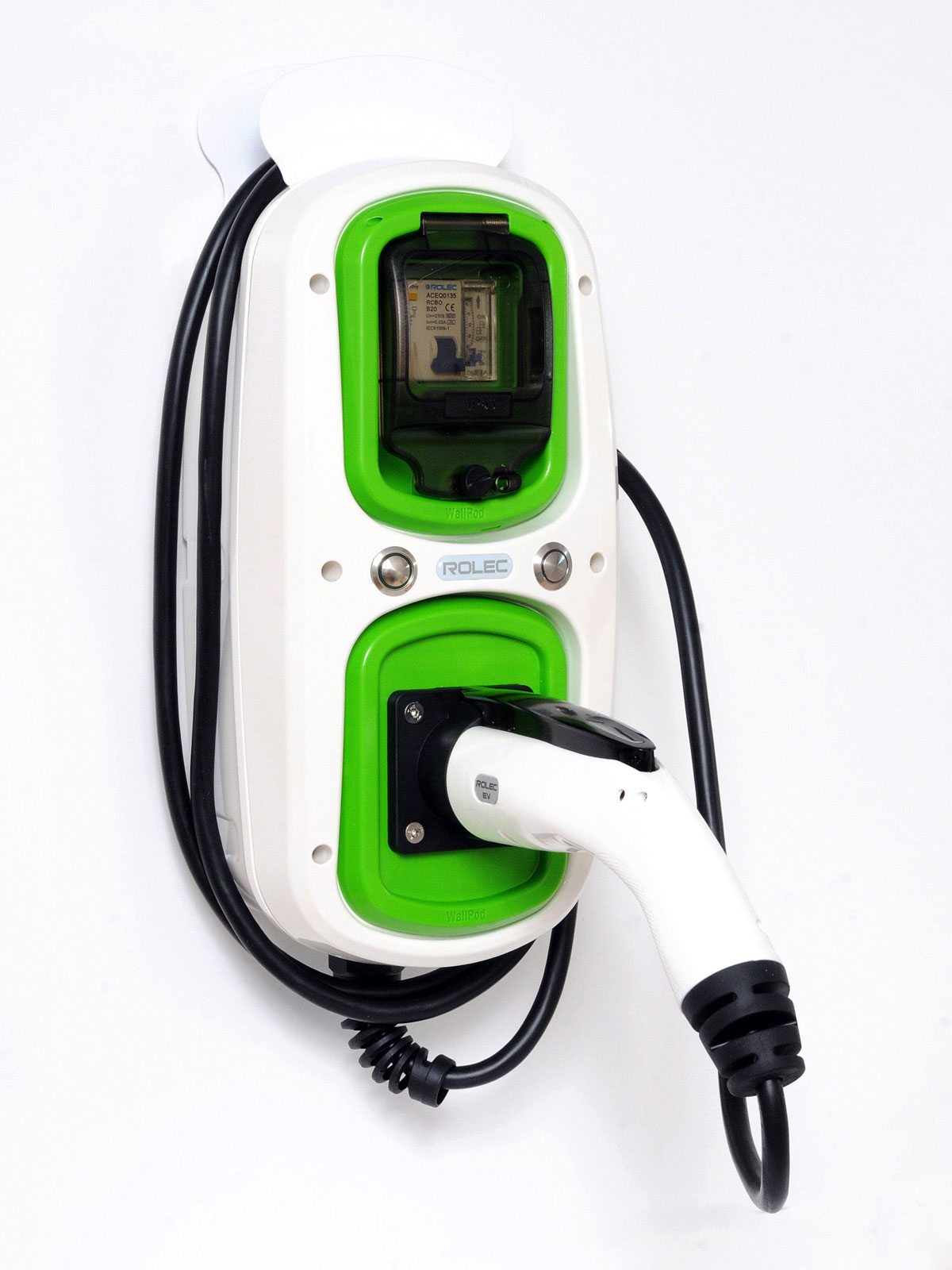 Electric Carcharger co on electrical work stations